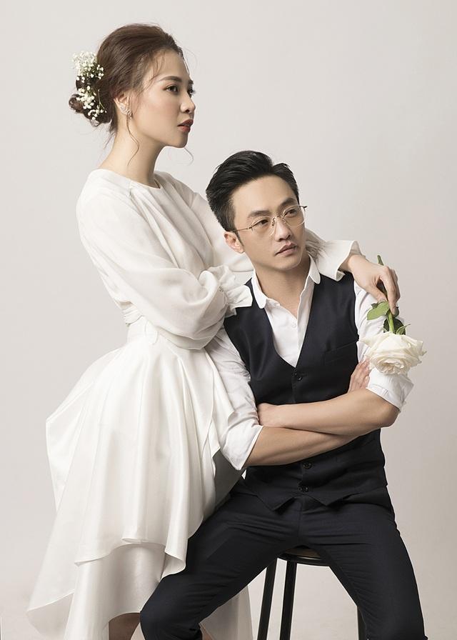 Ảnh cưới tinh tế của Quốc Cường và Đàm Thu Trang - 2