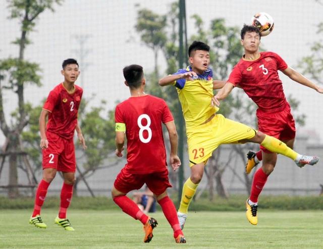 U22 Việt Nam gặp khó tại SEA Games 30