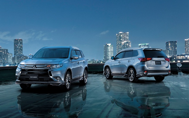 Mitsubishi Caravan 2019 - Mission Enjoyable: Tận hưởng trong niềm vui thích cùng Mitsubishi Outlander - 1