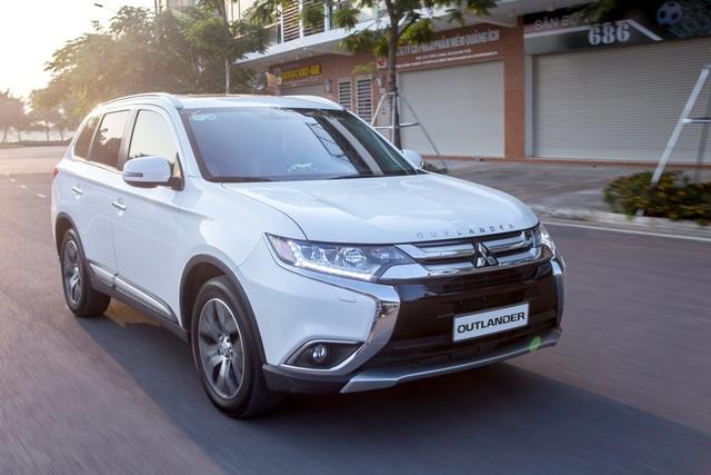Mitsubishi Caravan 2019 - Mission Enjoyable: Tận hưởng trong niềm vui thích cùng Mitsubishi Outlander - 4