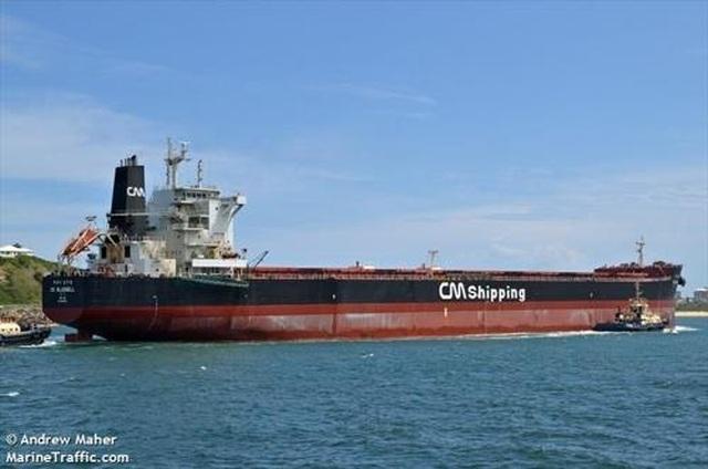 Tàu Hàn Quốc bị cướp biển cuỗm 13.000 USD trên Biển Đông - 1
