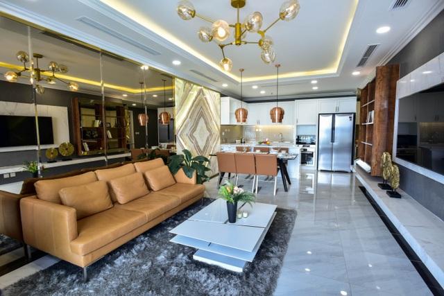 Cơ hội nhận quà khủng hơn 1 tỷ đồng khi mua căn hộ D'. Le Roi Soleil - 1