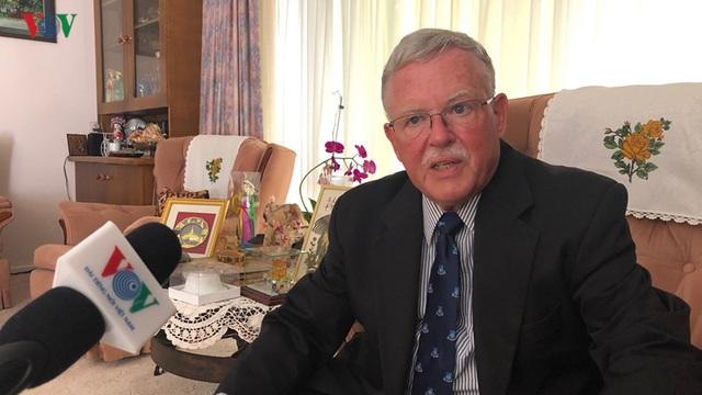 Chuyên gia Australia: Trung Quốc vi phạm chủ quyền của Việt Nam - 1