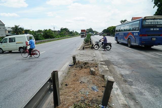 Quốc lộ 5 ùn tắc nghiêm trọng sau vụ tai nạn làm 5 người tử vong - 8