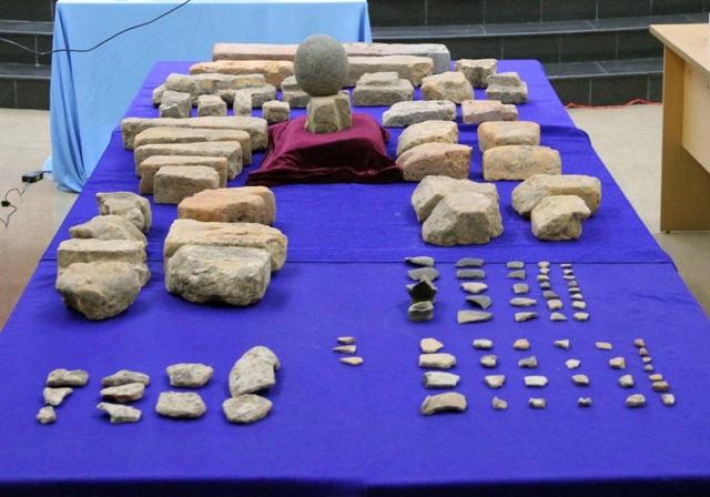 Di tích Đồng Miếu ở Phú Yên: Phát hiện phế tích Chăm Pa cổ nhất - 3