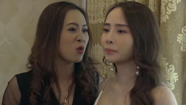 """Chồng Khánh Linh """"sợ hãi"""" sau màn đánh ghen của vợ trong phim """"Về nhà đi con"""" - 2"""