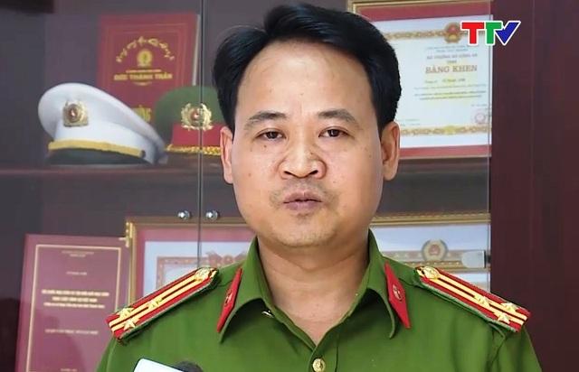 Bộ Công an bổ nhiệm Trưởng Công an Thành phố Thanh Hóa - 1