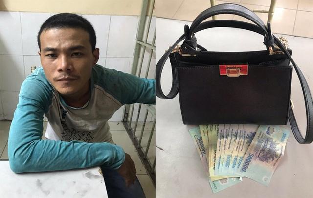 Trinh sát đuổi bắt tên cướp giật giữa trung tâm Sài Gòn - 1