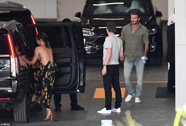 Gia đình Beckham đi săn tìm nhà mới - 11
