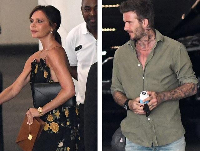 Gia đình Beckham đi săn tìm nhà mới - 1