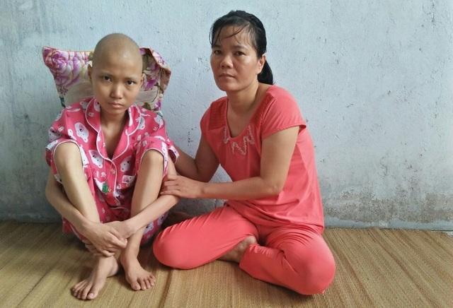 Khốn khổ cảnh gia đình 2 mẹ con ung thư chăm nhau - 7