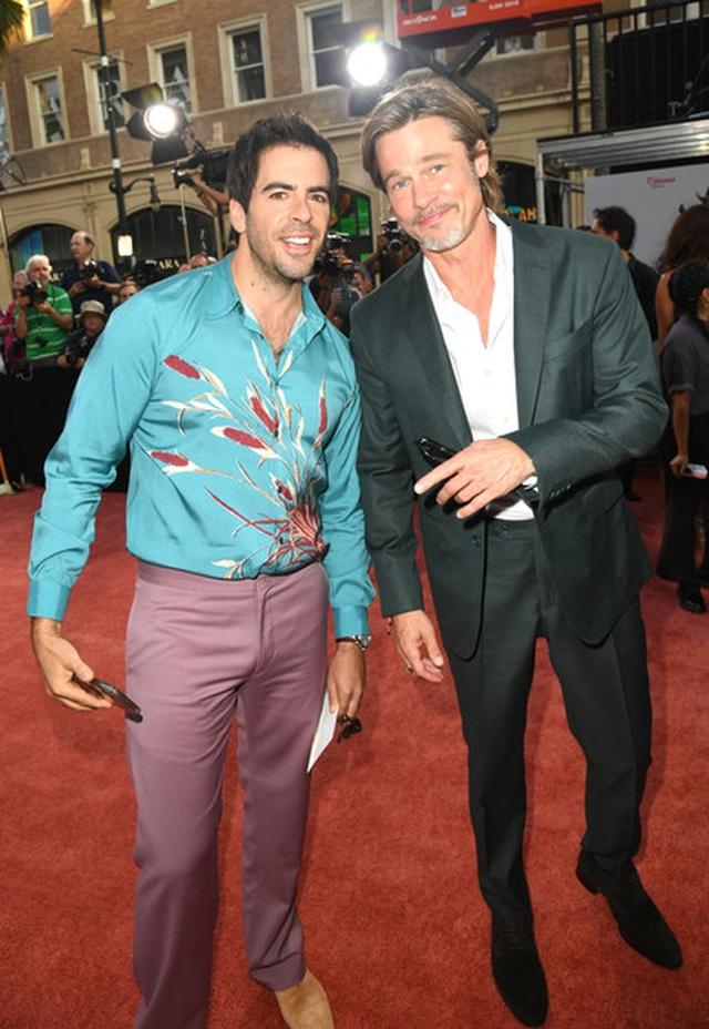 Leonardo DiCaprio và Brad Pitt lịch lãm dự công chiếu phim - 4