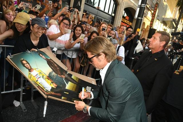 Leonardo DiCaprio và Brad Pitt lịch lãm dự công chiếu phim - 8