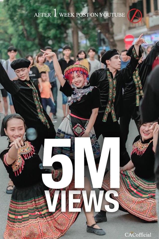 Fans cover vũ đạo mãn nhãn Hãy trao cho anh của Sơn Tùng M-TP - 1