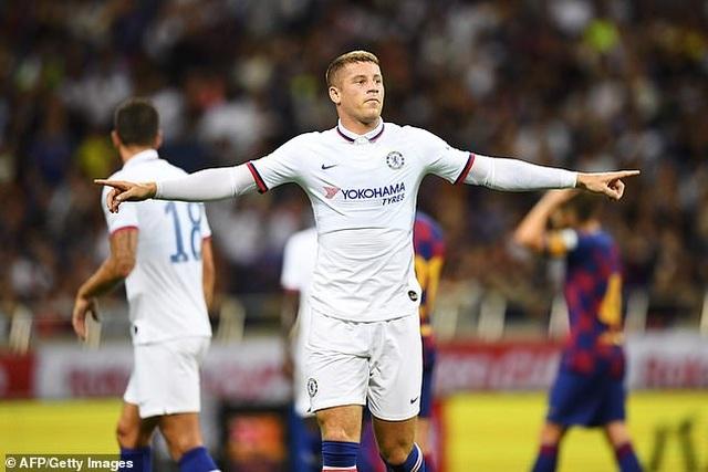 Griezmann ra mắt mờ nhạt, Barcelona nhận thất bại trước Chelsea - 4