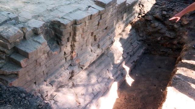 Di tích Đồng Miếu ở Phú Yên: Phát hiện phế tích Chăm Pa cổ nhất - 2