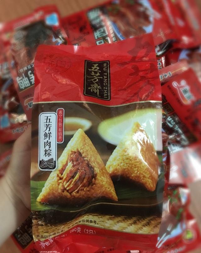 Đáng sợ, bánh chưng nội địa Trung Quốc 9 tháng không hỏng - 1