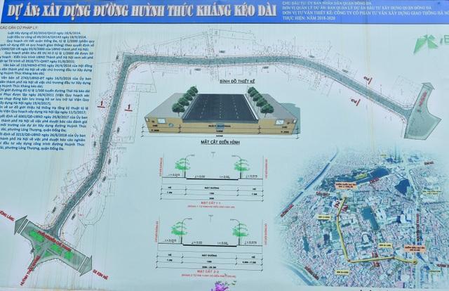 Hà Nội: Toàn cảnh dự án đường Huỳnh Thúc Kháng kéo dài - 13