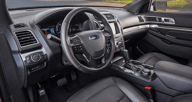 Ford Explorer - Bản nâng cấp với hàng loạt tiện nghi sang trọng - 3
