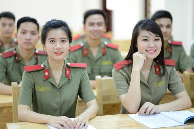 Học viện An ninh nhân dân: Điểm sàn xét tuyển từ 17,75 – 18 - 1