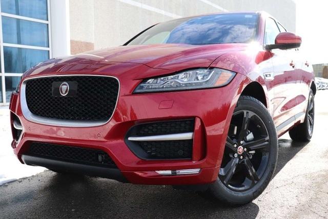 Jaguar sẽ sản xuất J-Pace để cạnh tranh BMW X7 - 1
