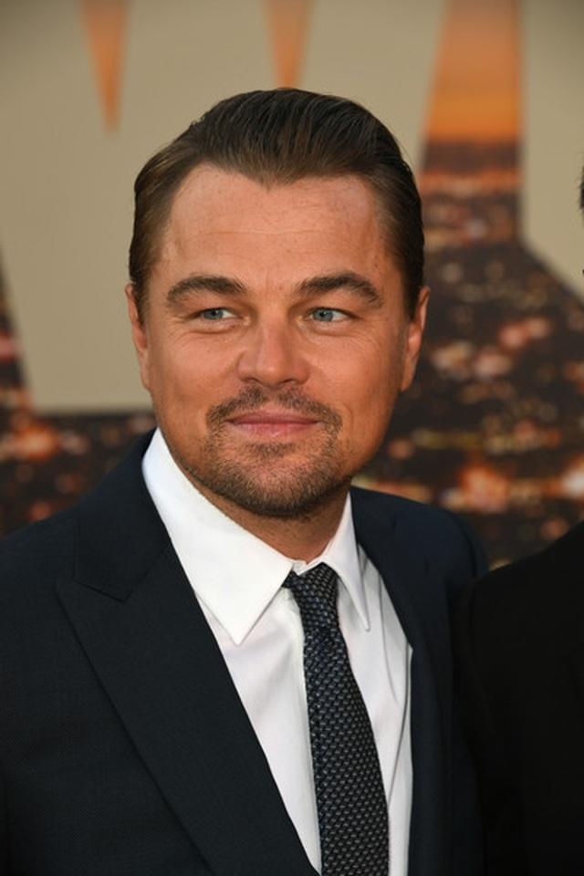 Leonardo DiCaprio và Brad Pitt lịch lãm dự công chiếu phim - 10