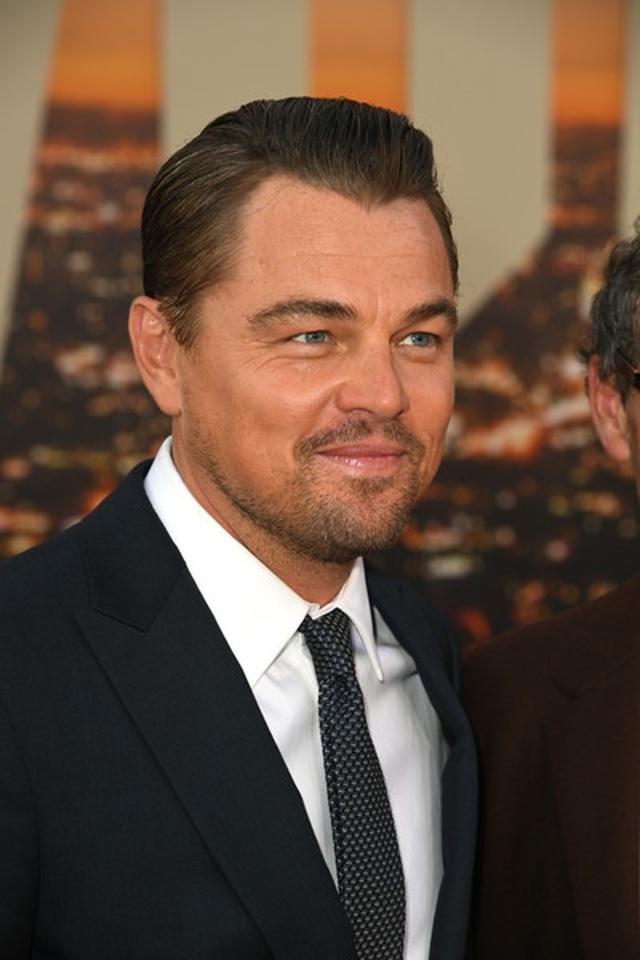Leonardo DiCaprio và Brad Pitt lịch lãm dự công chiếu phim - 9