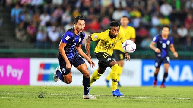 Malaysia dùng cầu thủ nhập tịch để thi đấu tại vòng loại World Cup
