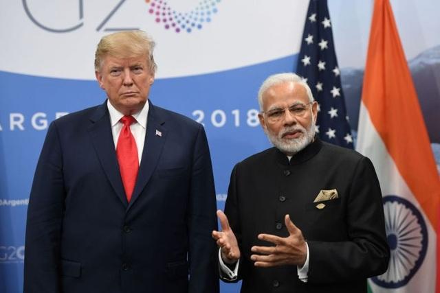 Ấn Độ thẳng thừng bác tin mời ông Trump làm trung gian hòa giải tranh chấp lãnh thổ - 1