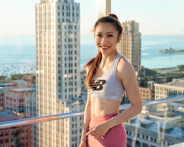 Cô gái năng động người Việt khẳng định mình trong lĩnh vực Yoga tại Mỹ - 1