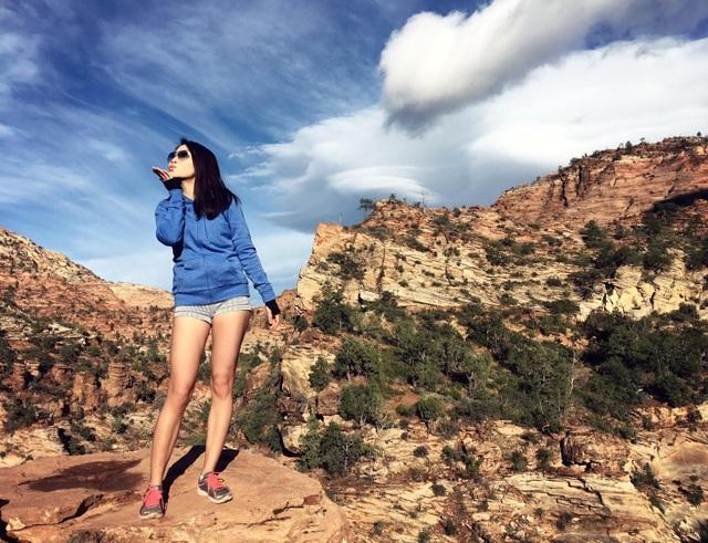Cô gái năng động người Việt khẳng định mình trong lĩnh vực Yoga tại Mỹ - 3