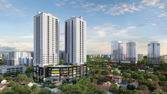 Gia tăng tiện ích cư dân với hành lang căn hộ rộng 2,9m - 1
