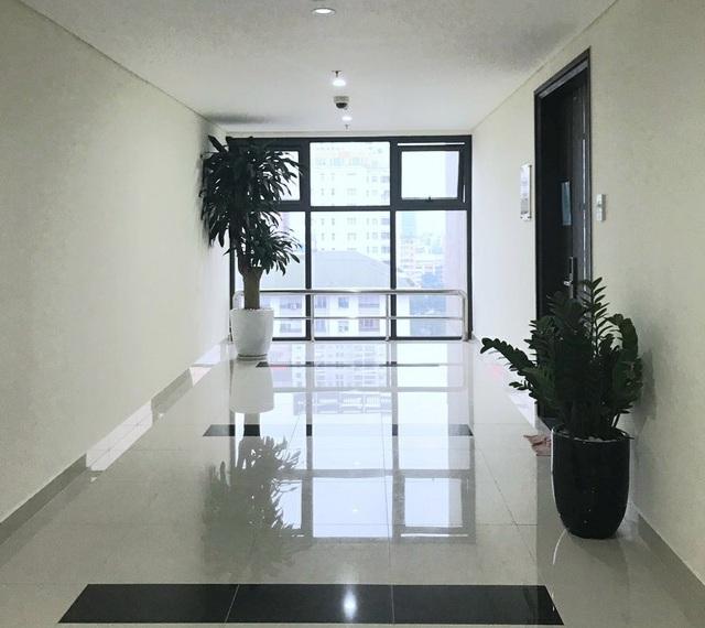 Gia tăng tiện ích cư dân với hành lang căn hộ rộng 2,9m - 2