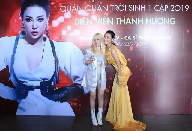 """Thanh Hương: """"Tôi rất thích chị Thanh Lam nhưng không muốn là bản sao của ai"""" - 6"""