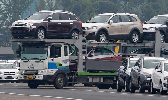 13 xế hộp đắt khách nhất Việt Nam: Xe nội áp đảo xe nhập - 1