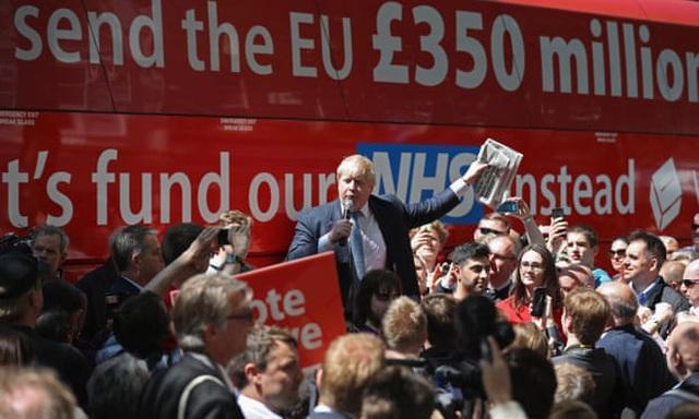 Con đường vươn tới quyền lực của tân Thủ tướng Anh Boris Johnson - 3