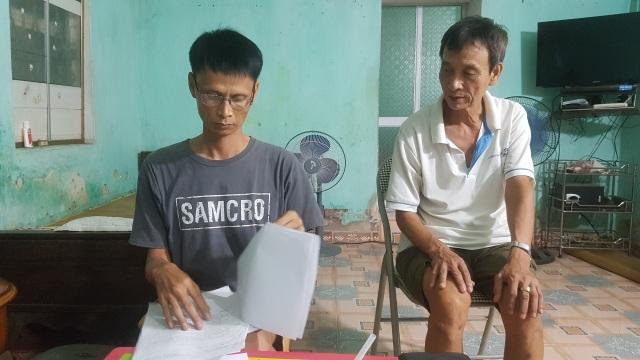 """Ninh Bình: Hoãn phiên tòa vụ người mang """"án oan"""" HIV kiện Giám đốc Sở Y tế - 3"""