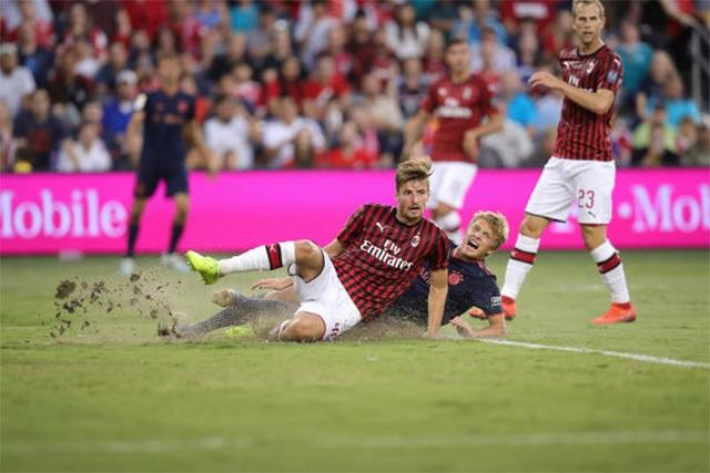 Bayern Munich 1-0 AC Milan: Chiến thắng nhạt nhòa - 2