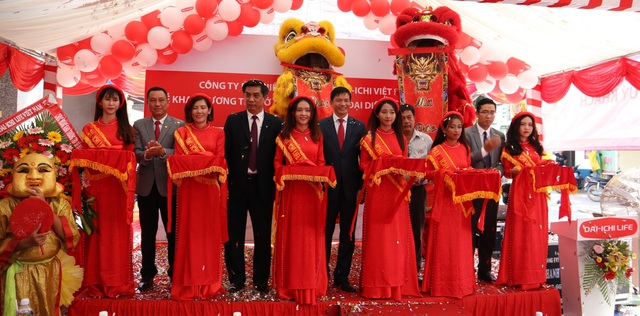 Công ty BHNT Dai-ichi Việt Nam khai trương Văn phòng Kinh doanh tại tỉnh Sóc Trăng - 1