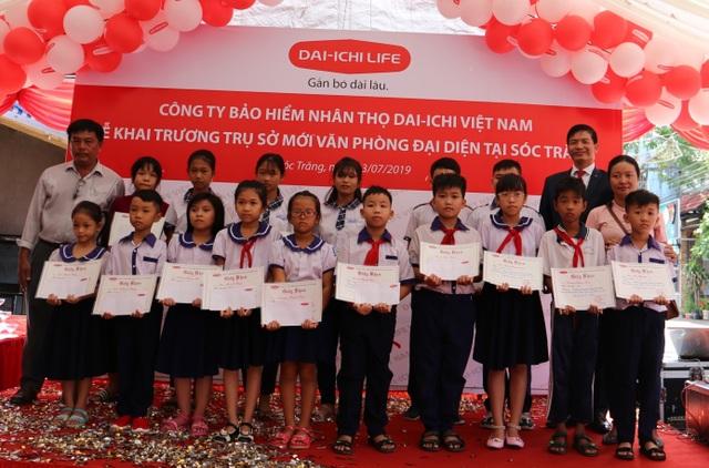 Công ty BHNT Dai-ichi Việt Nam khai trương Văn phòng Kinh doanh tại tỉnh Sóc Trăng - 2