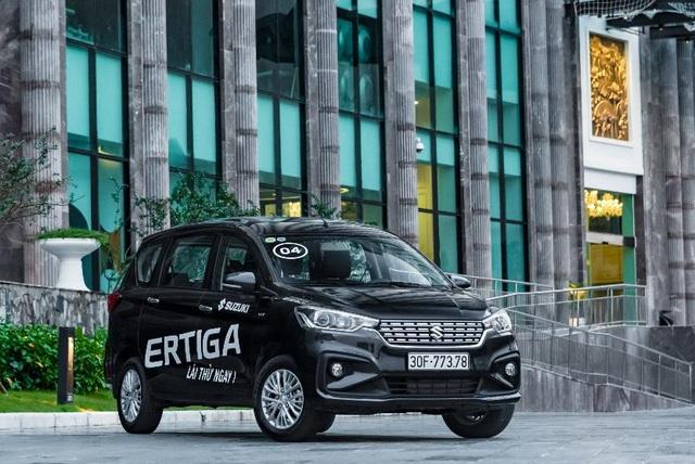 Đánh giá Suzuki Ertiga 2019 - Xe 7 chỗ đa dụng cho gia đình Việt - 1