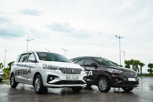 Đánh giá Suzuki Ertiga 2019 - Xe 7 chỗ đa dụng cho gia đình Việt - 2