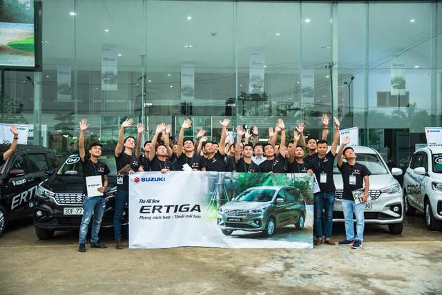 Đánh giá Suzuki Ertiga 2019 - Xe 7 chỗ đa dụng cho gia đình Việt - 3