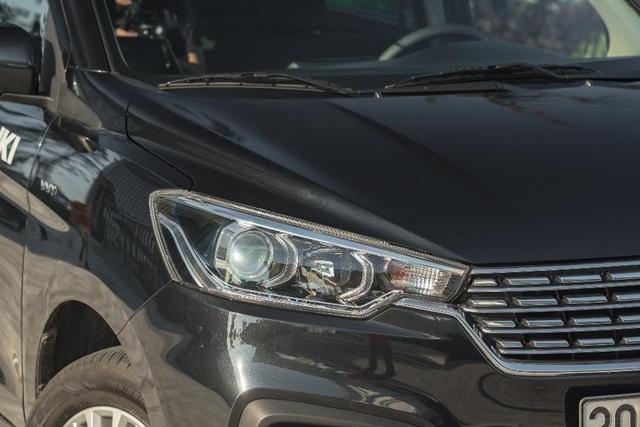 Đánh giá Suzuki Ertiga 2019 - Xe 7 chỗ đa dụng cho gia đình Việt - 6