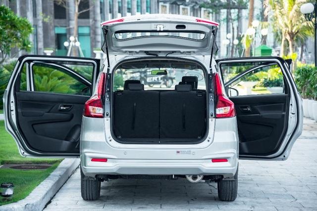 Đánh giá Suzuki Ertiga 2019 - Xe 7 chỗ đa dụng cho gia đình Việt - 8