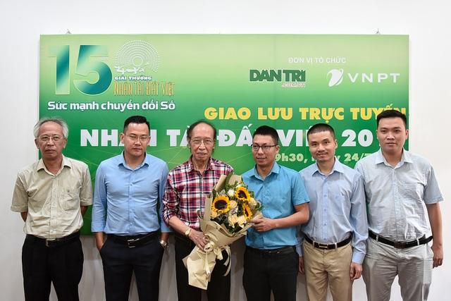 Giao lưu trực tuyến Nhân tài Đất Việt 2019- Cơ hội đón đầu thành công - 1