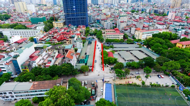 Hà Nội: Toàn cảnh dự án đường Huỳnh Thúc Kháng kéo dài - 5