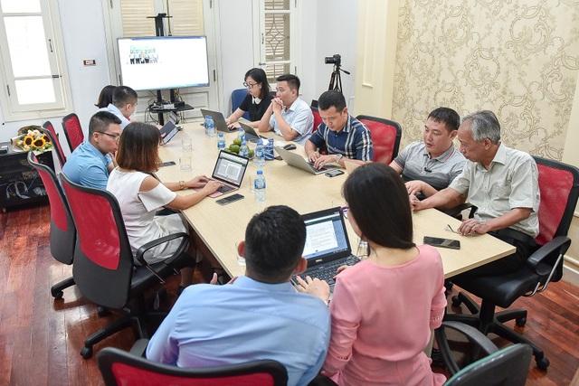 Giao lưu trực tuyến Nhân tài Đất Việt 2019- Cơ hội đón đầu thành công - 2