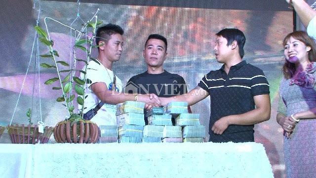 Hàng khủng Lâm Đồng: Chậu lan Giả hạc đột biến bán giá 5 tỷ đồng - 1