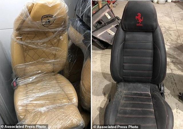 Cảnh sát đột kích một nhà máy sản xuất siêu xe Lamborghini và Ferrari giả cực tinh vi - 5